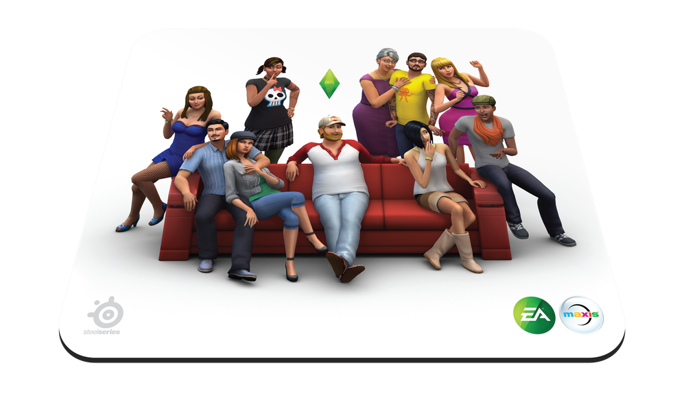 QcK The Sims 4 Edition