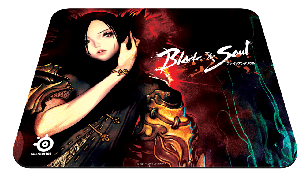 QcK Mini Blade & Soul Edition