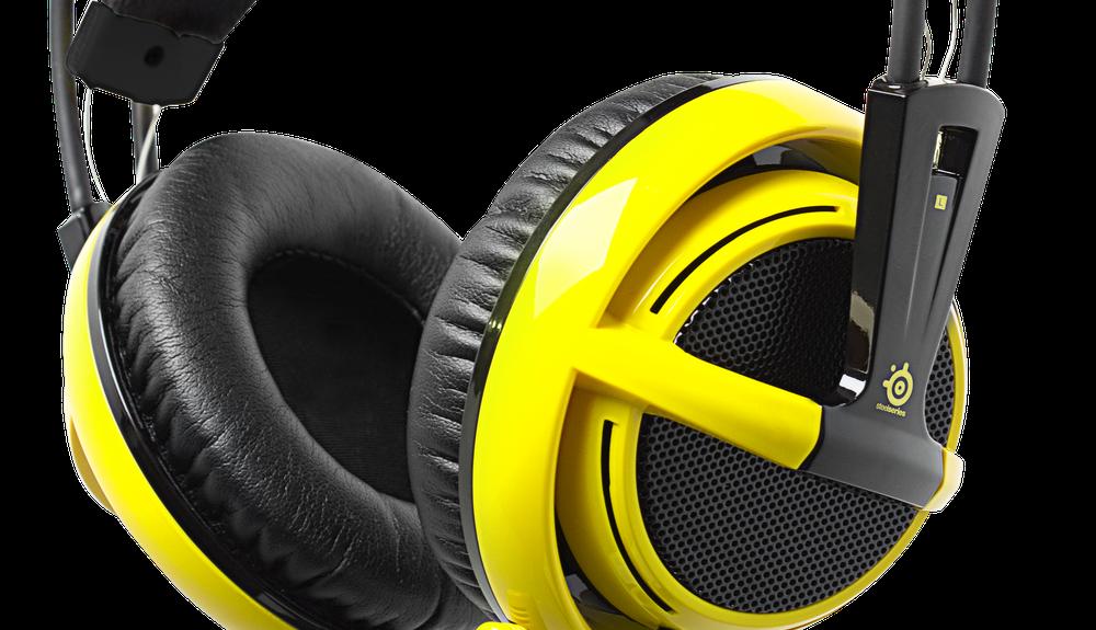Siberia v2 Full-Size Headset NaVi Edition