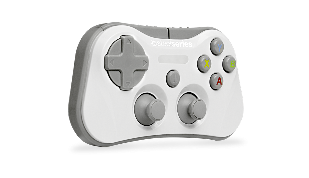 Stratus Wireless Gaming Controller-White