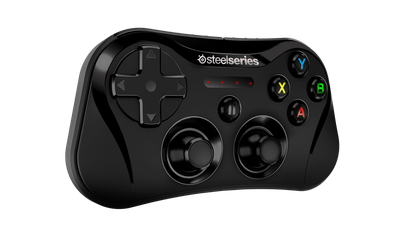 Stratus Wireless Gaming Controller-Black Product Image
