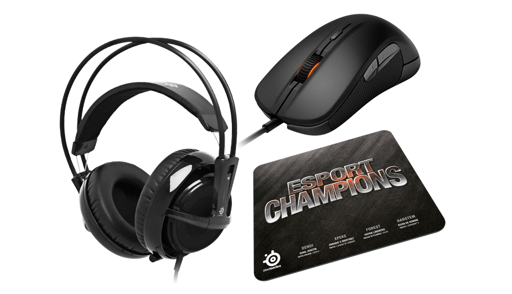 eSport Champions Gaming Gear Collection