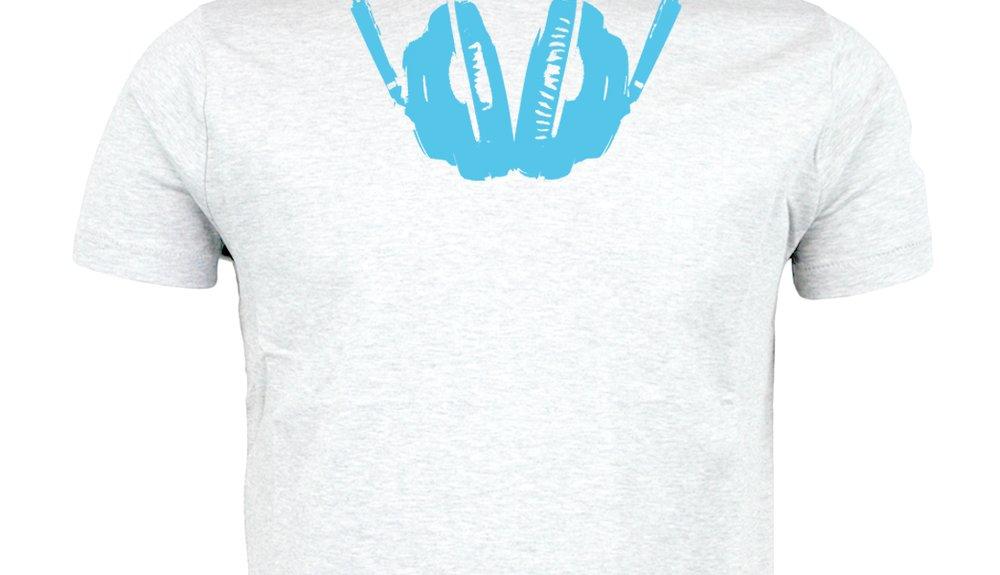 T-shirt Frost Blue