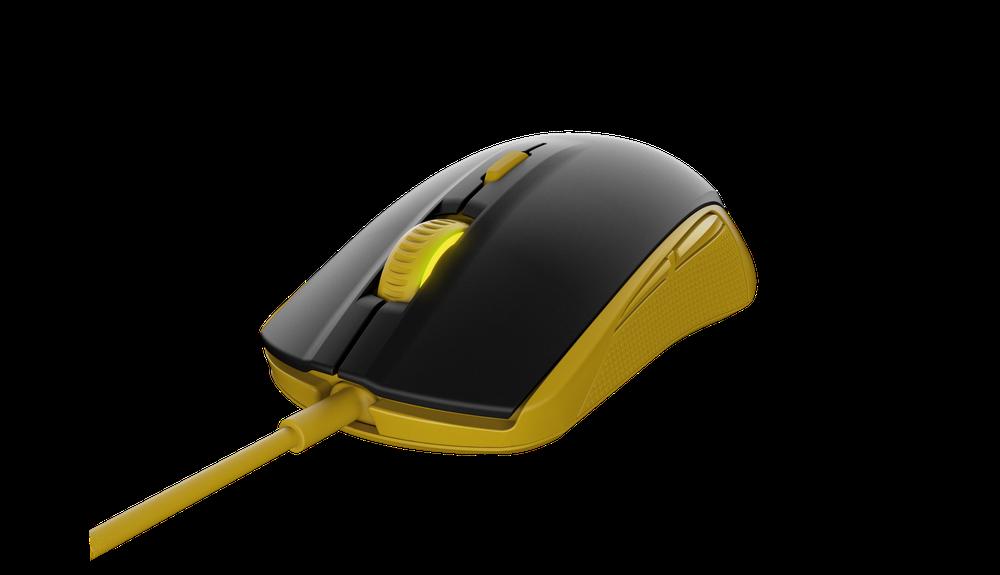 Rival 100 Proton Yellow