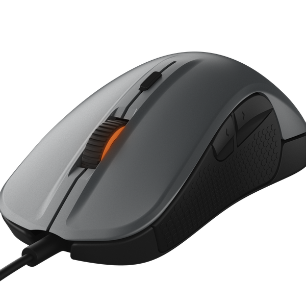 Rival 300 Illuminated 6-Button Optical Gaming Mouse