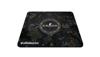 QcK+ CS:GO Camo Edition