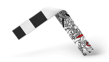 Arctis3 & 5 滑雪镜式头带 - 艺术家系列 Lauren Asta 款