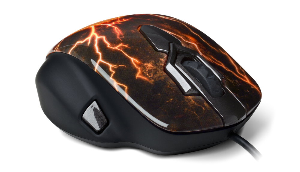 World of Warcraft MMO Legendary Edition Gaming Mouse