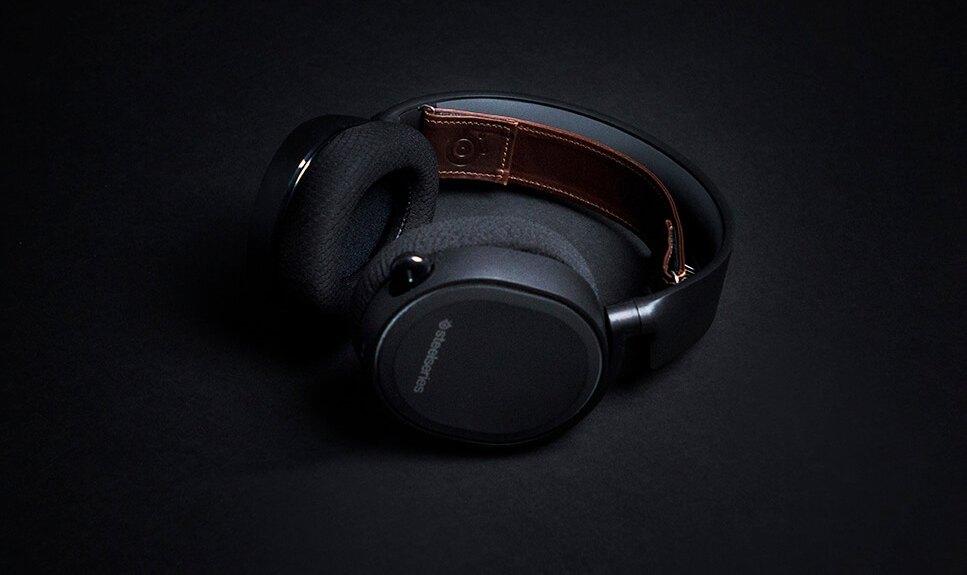 Arctis 3 & 5 Leather Headband