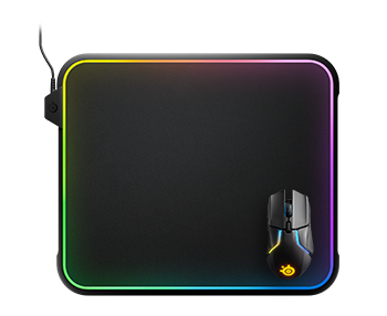 QcK Prism - Gamer Mousepad
