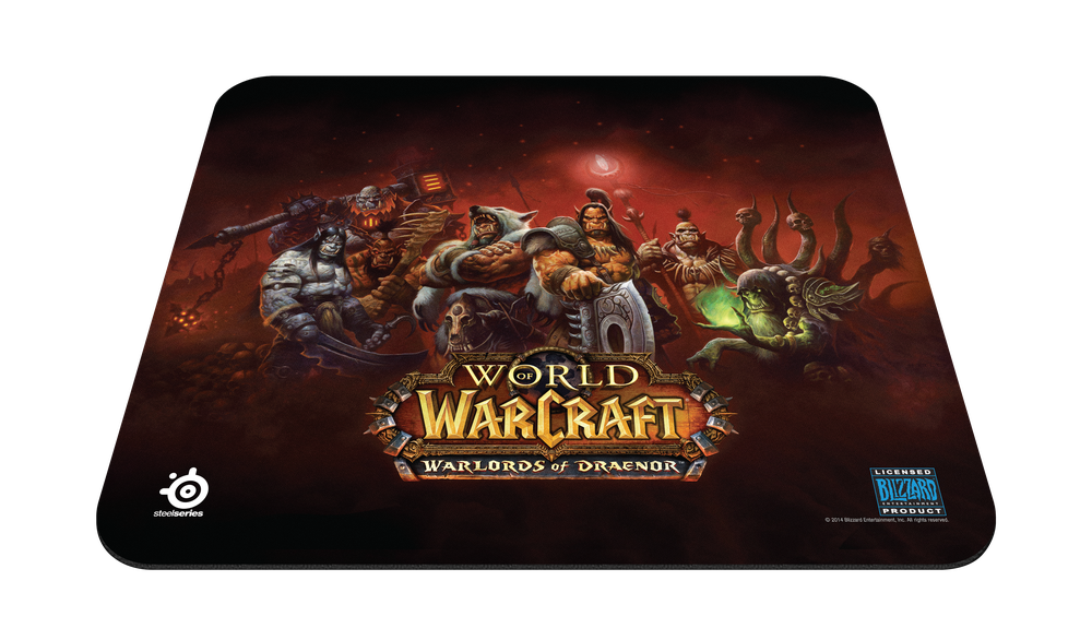 QcK Warlords of Draenor Edition