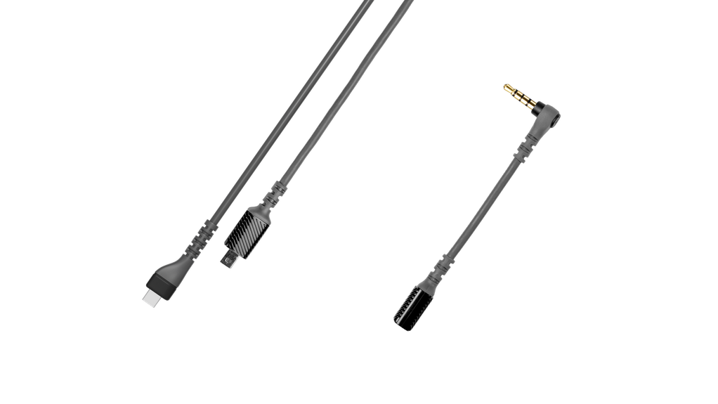 SteelSeries Arctis Cables (8-pin and 4-pole adapter) 1.2m