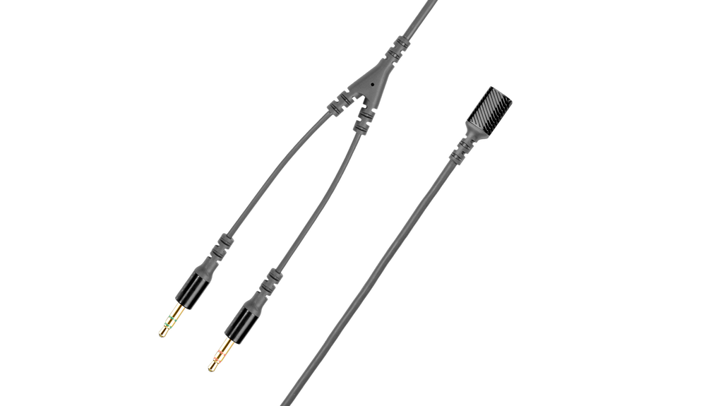 Arctis Cable (8-pin to Dual 3.5mm) 1.8m