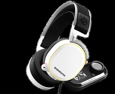 Arctis Pro + GameDAC Branco