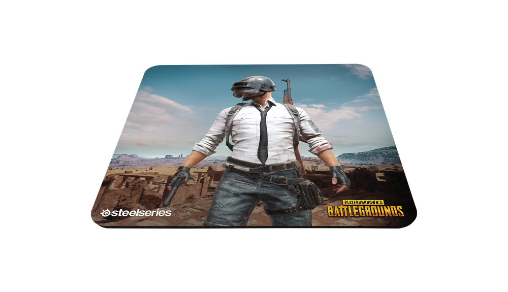 SteelSeries QcK+ PUBG Miramar Edition