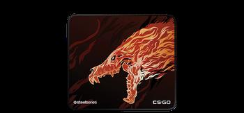QcK+ Limited CS:GO Howl Edition