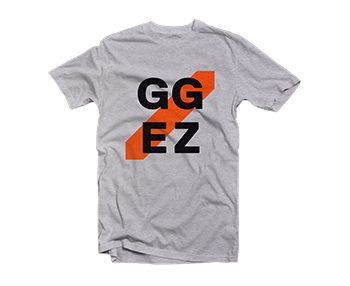 Men's T-Shirt: GG EZ