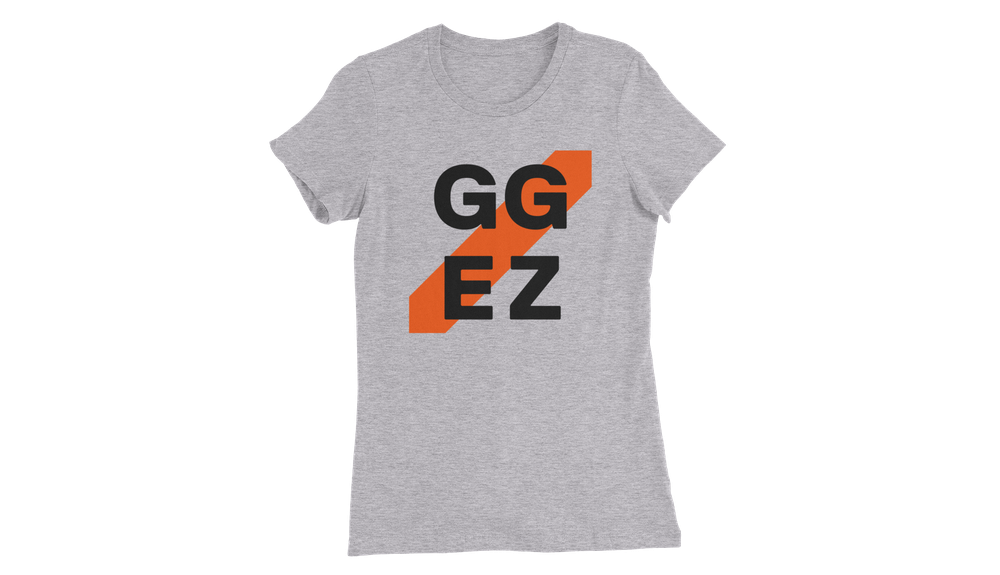 SteelSeries Women's GGEZ T-Shirt – XL