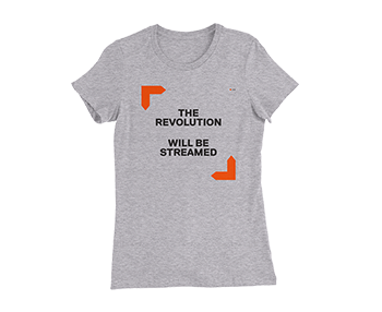 Women's T-Shirt: The Revolution