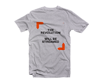 Men's T-Shirt: The Revolution