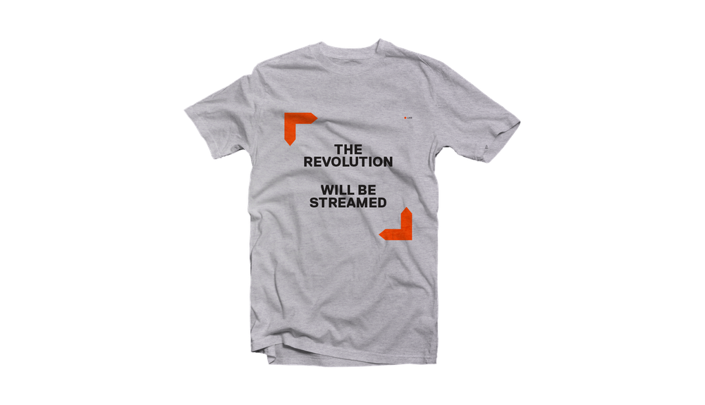 SteelSeries Men's The Revolution T-Shirt – M