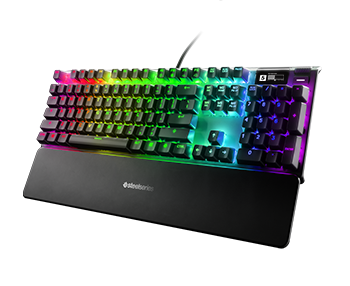 Gaming Keyboards for PC and Mac | SteelSeries