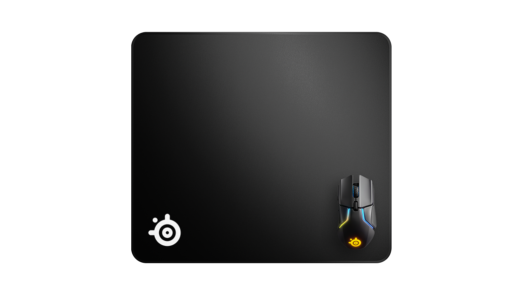 SteelSeries QcK Edge 布質滑鼠墊 - Large