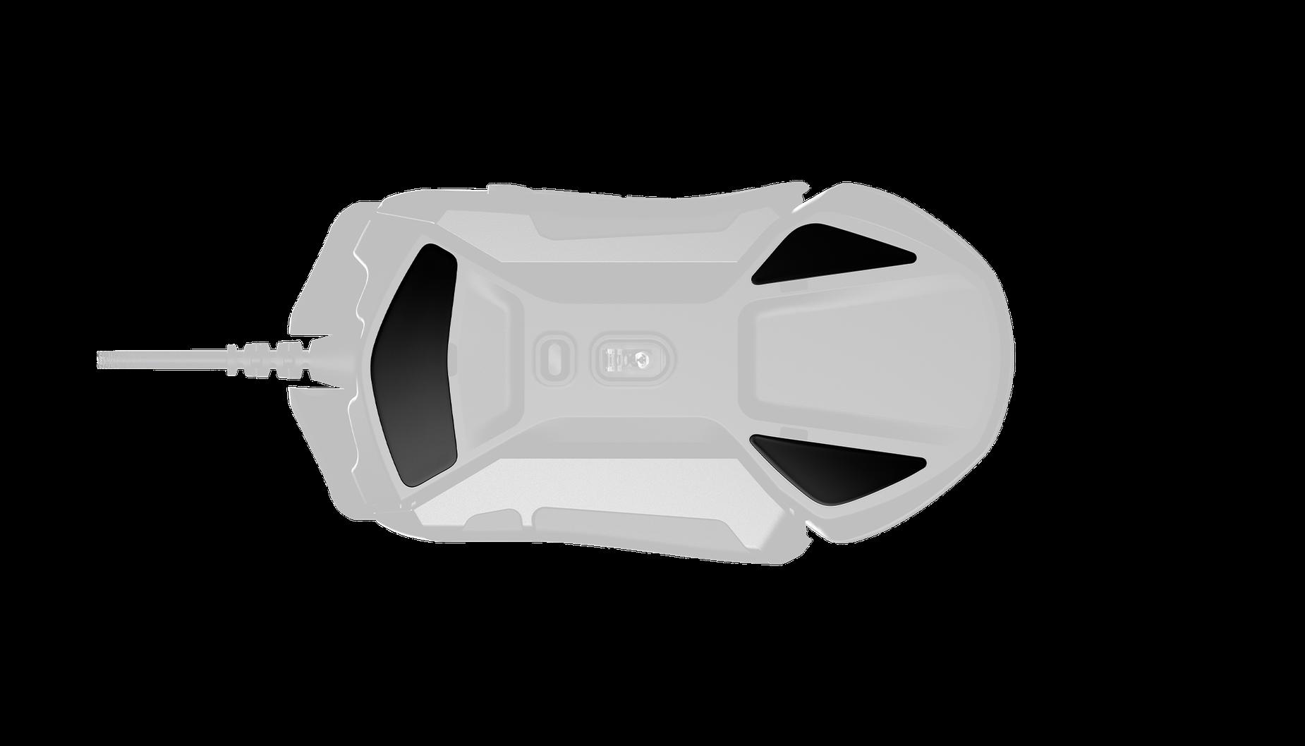 Rival 600 Mouse Ayağı