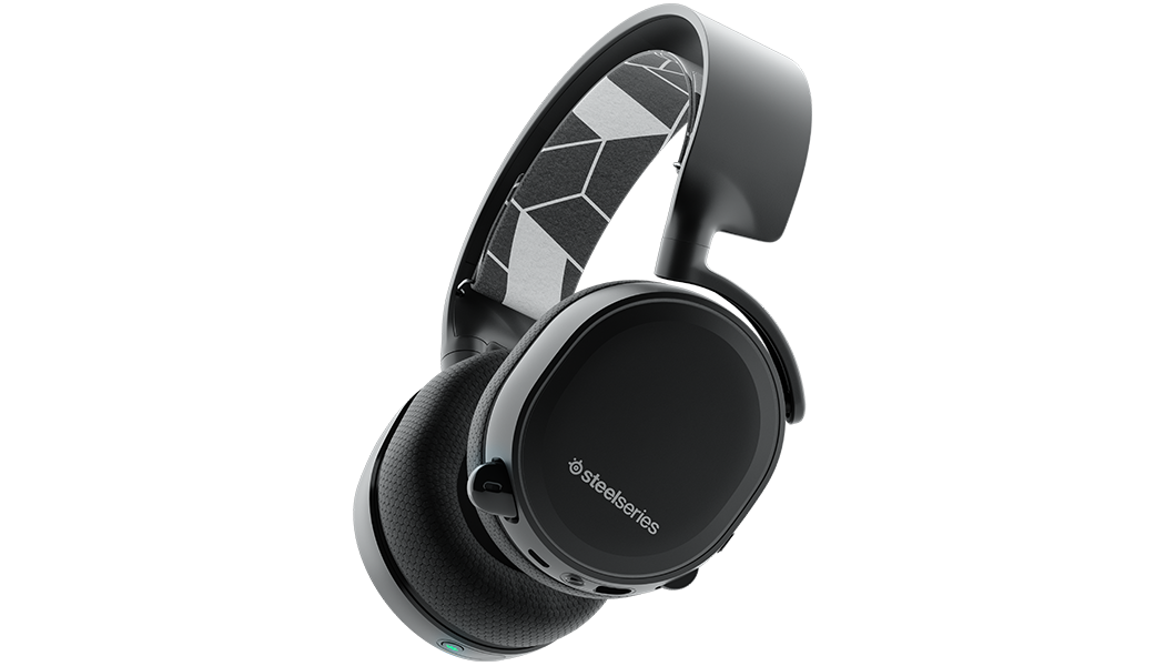 arctis 3 bluetooth gaming headset steelseries. Black Bedroom Furniture Sets. Home Design Ideas