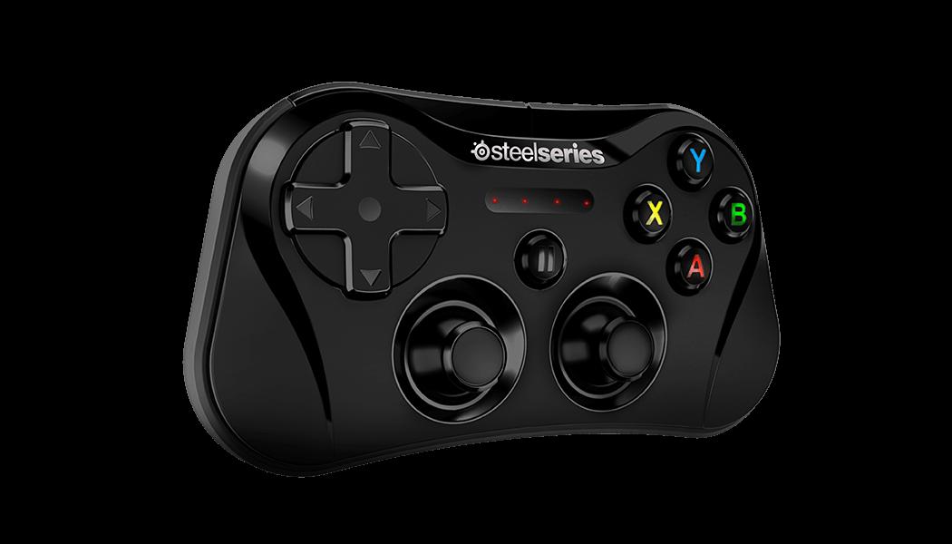 Stratus Wireless Gaming Controller-Black