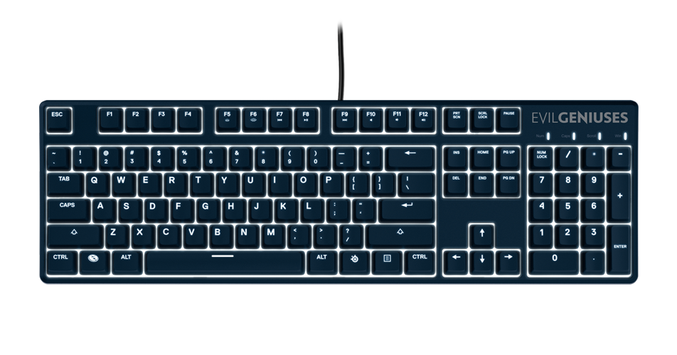 Apex M500 Side View
