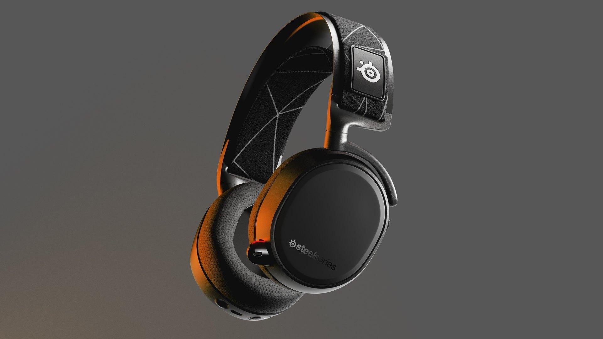Arctis 9 headset med utmärkelse för bästa sortimentet av gamingheadsets