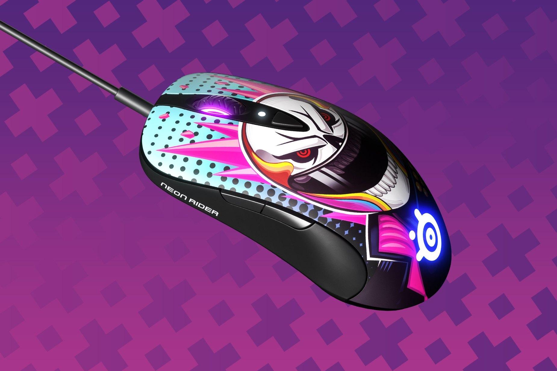 Sensei Ten Neon Rider Sürümü