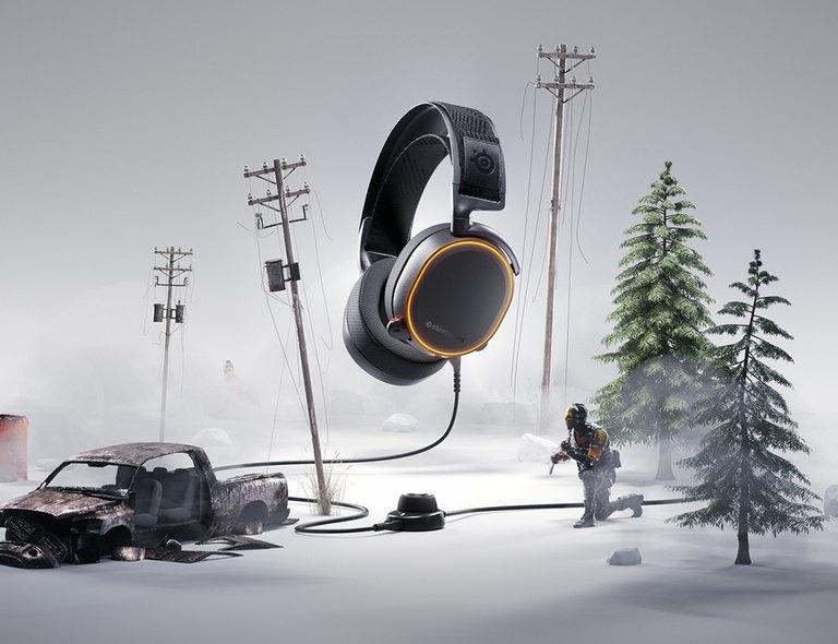 Zum ersten Mal kannst du High-Fidelity-Sound auch beim Gamen erleben.