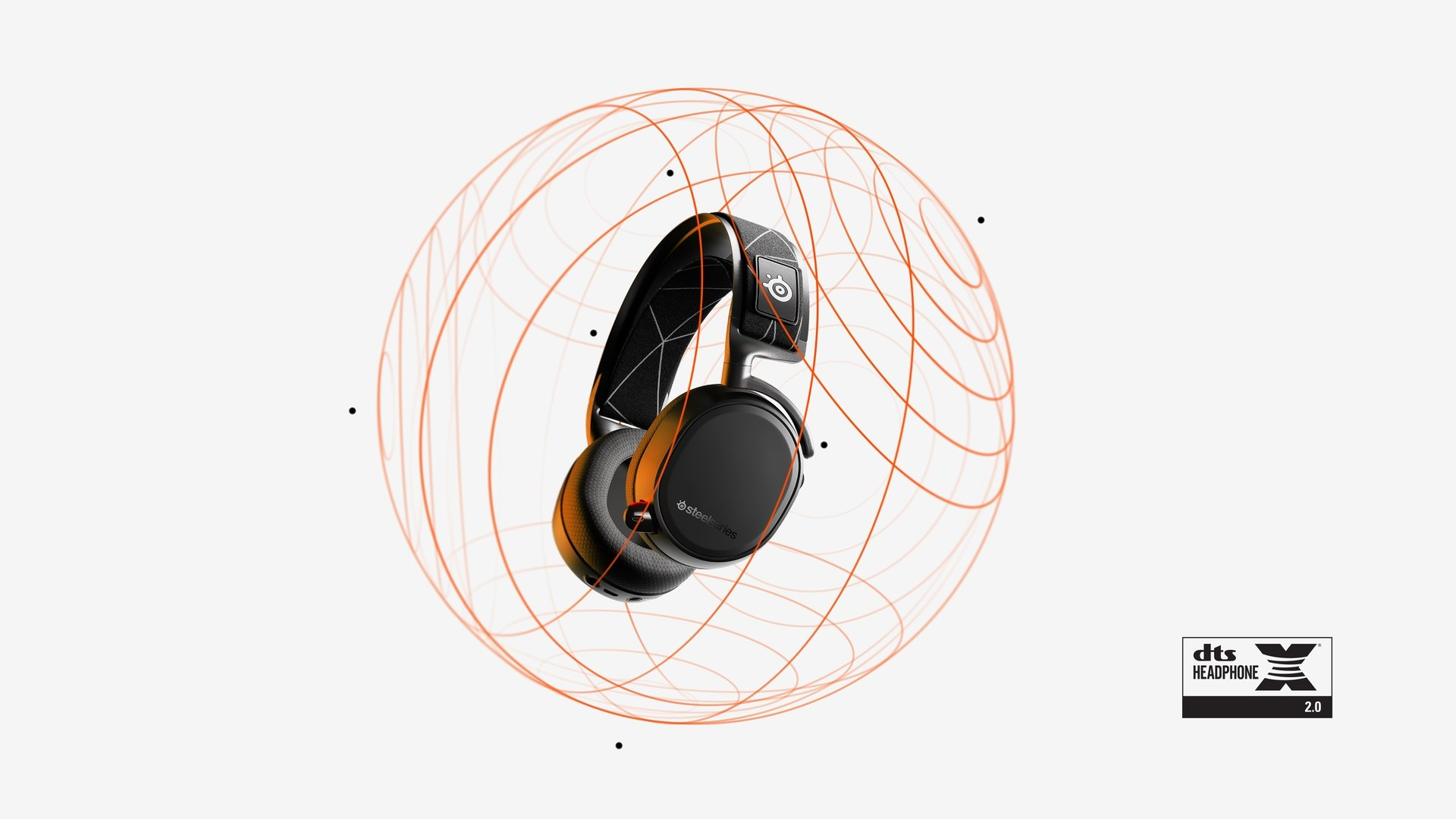 DTS Headphone X 2,0 surround sound