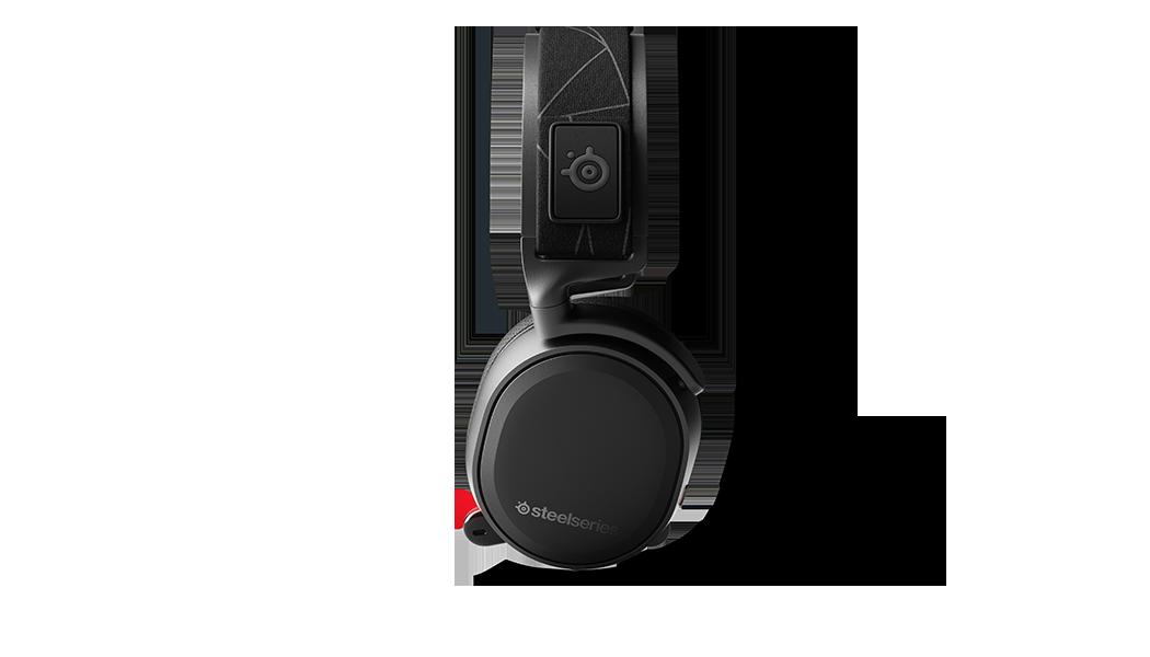 Arctis 7 headset side profile