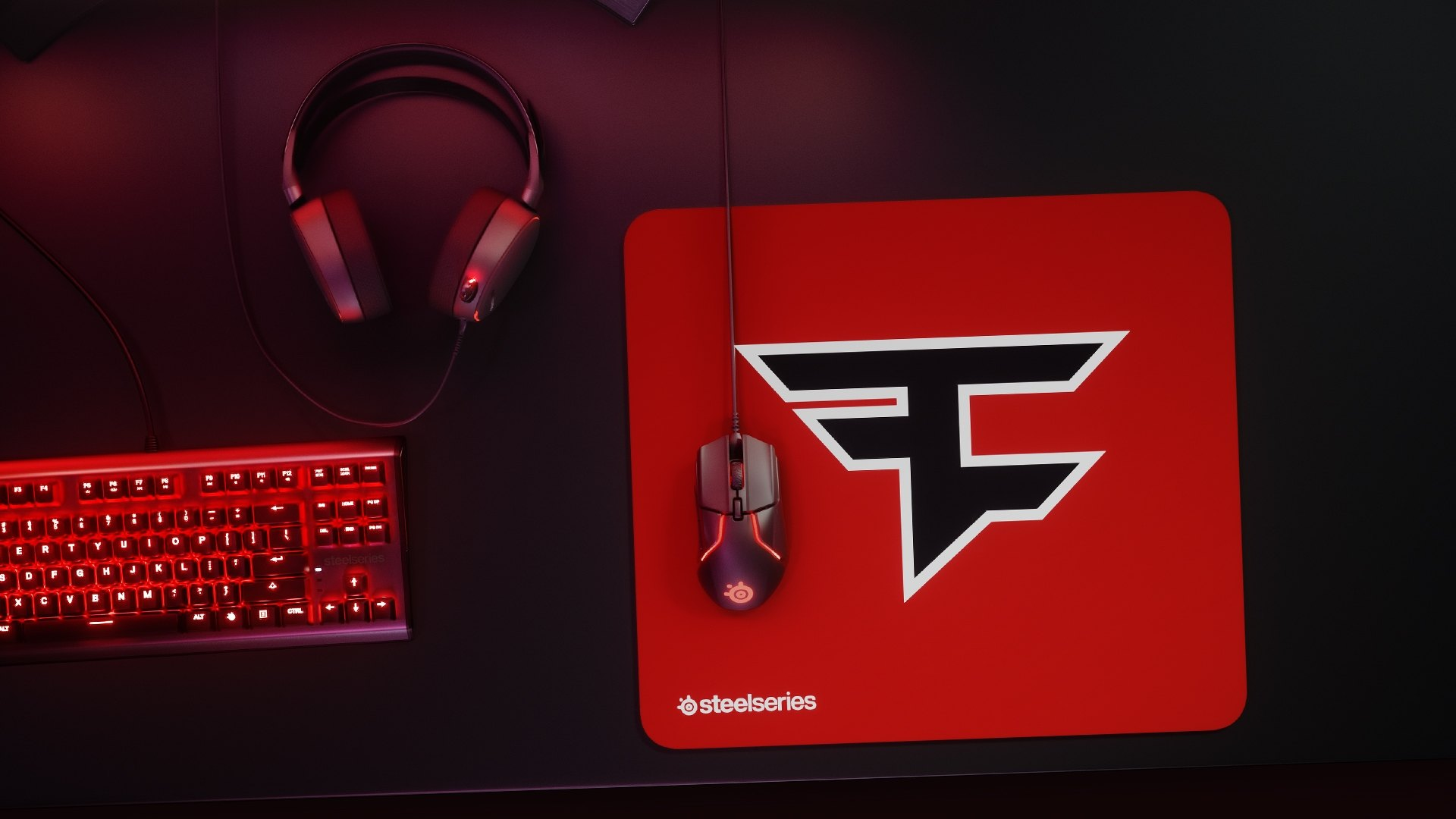 SteelSeries X FaZe Clan