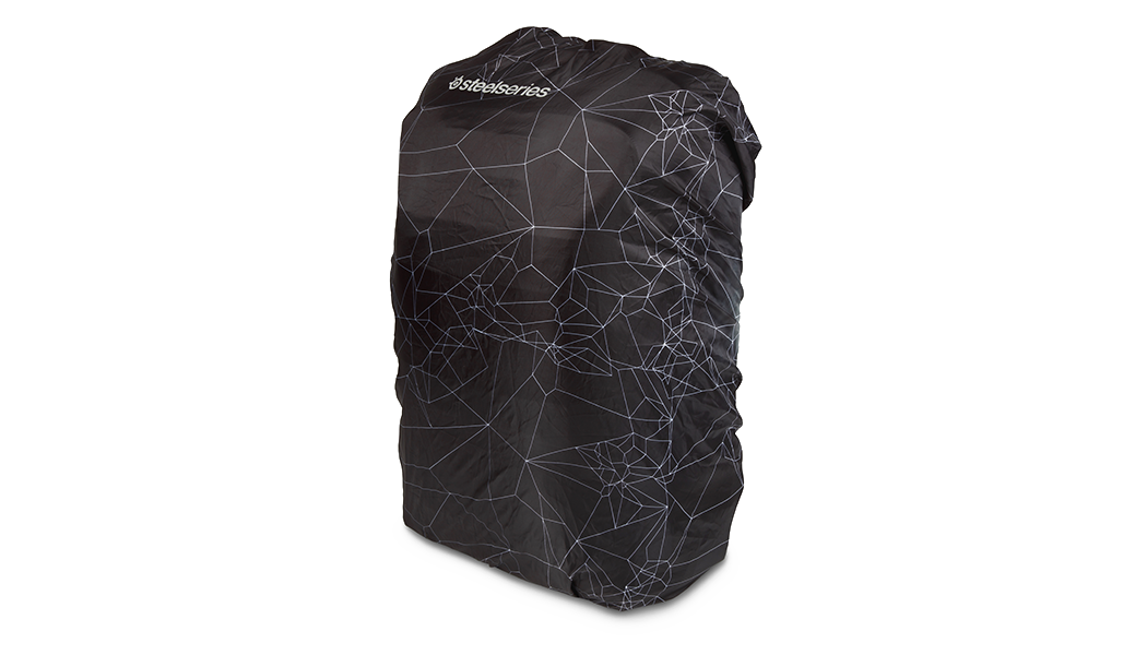 """Targus X SteelSeries Sniper 17,3"""" Backpack with rain cover"""