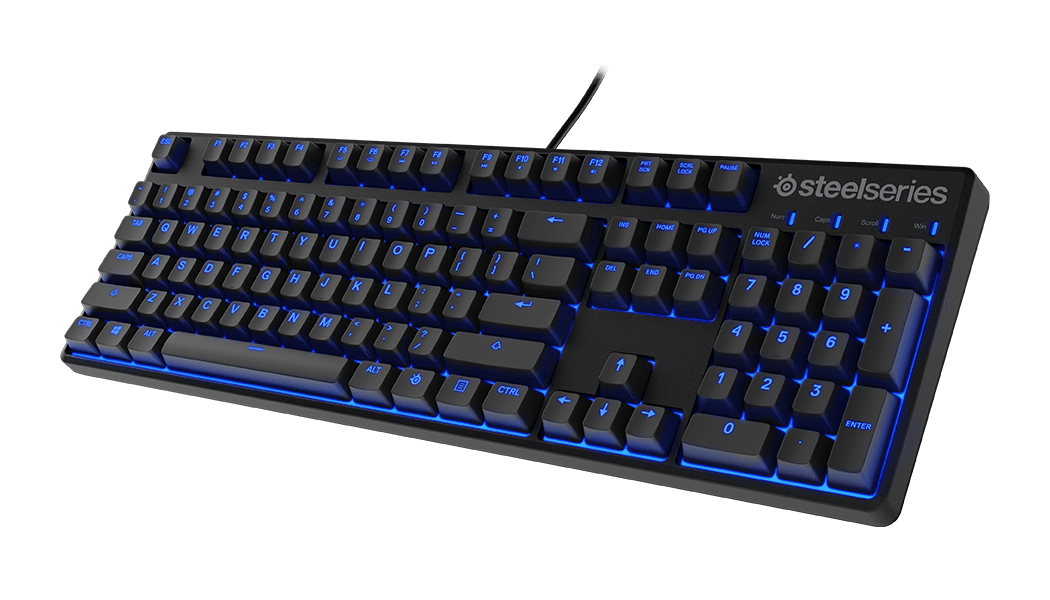 913b1a90db3 Apex M500 Cherry MX Red or Blue Mechanical Gaming Keyboard | SteelSeries