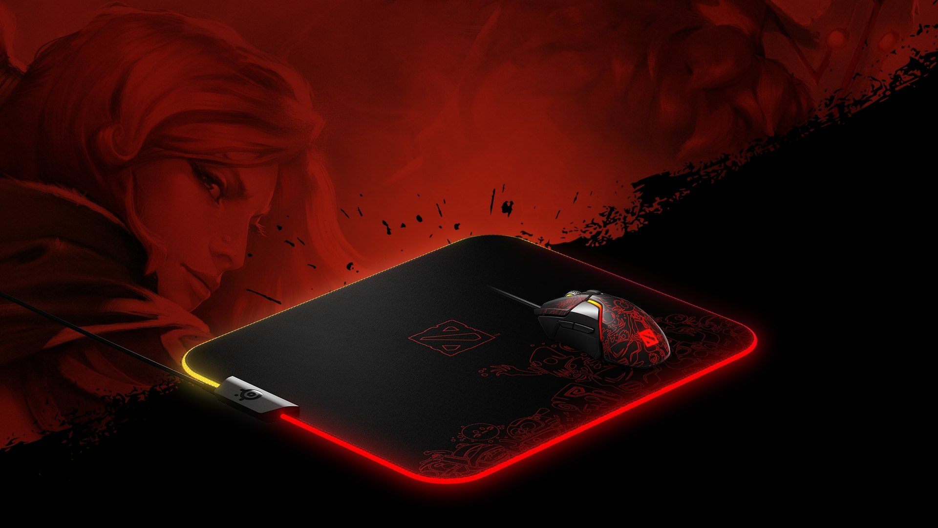 STEELSERIES X DOTA 2