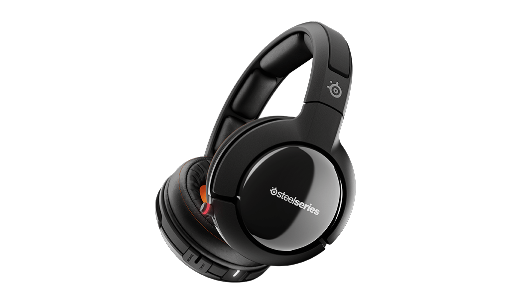 Wireless headphones bluetooth earbuds v5.0 - SteelSeries Siberia P800 - headset Overview