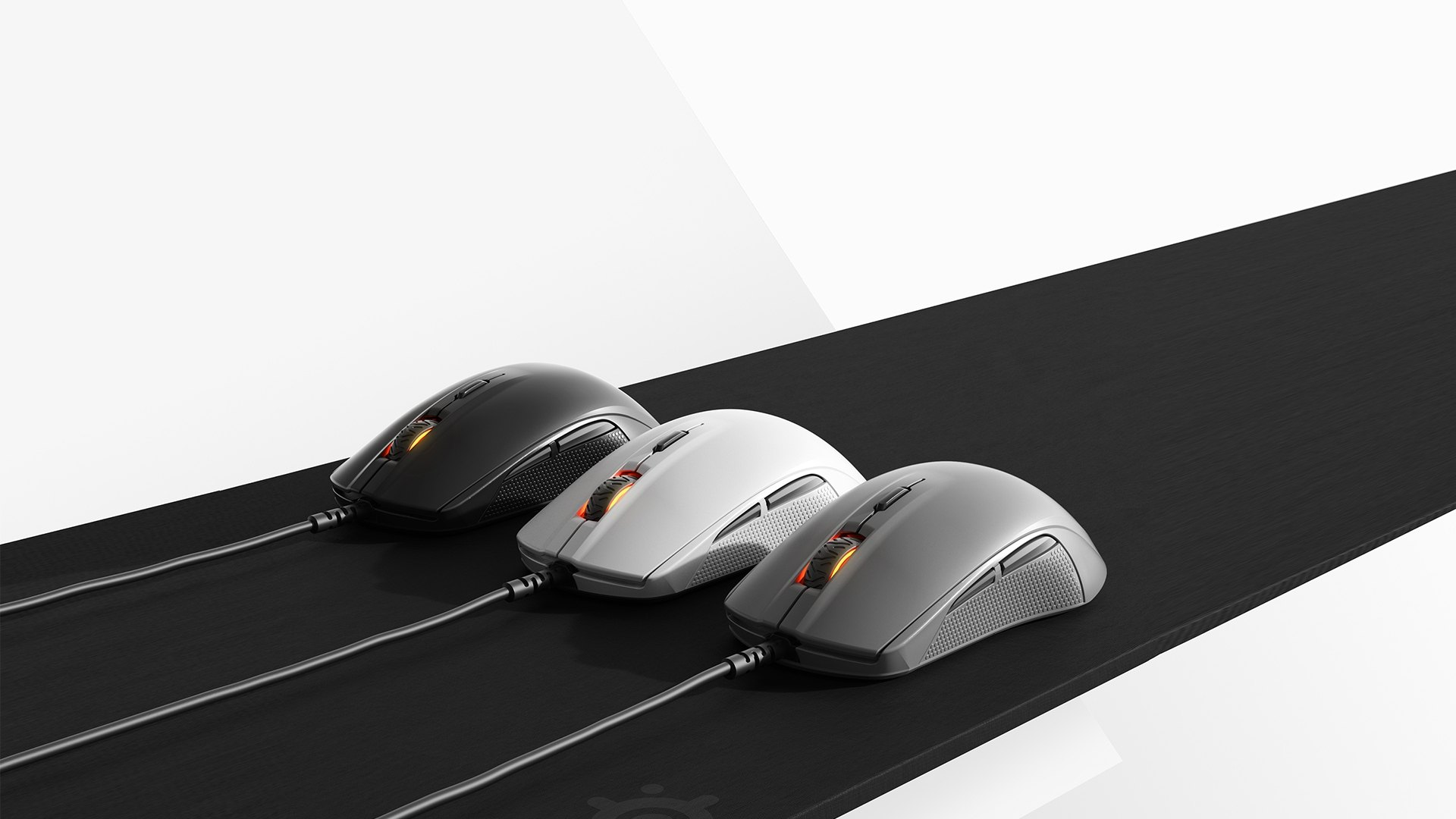 Rival 110 - Universal Grip Competitive Gaming Mouse