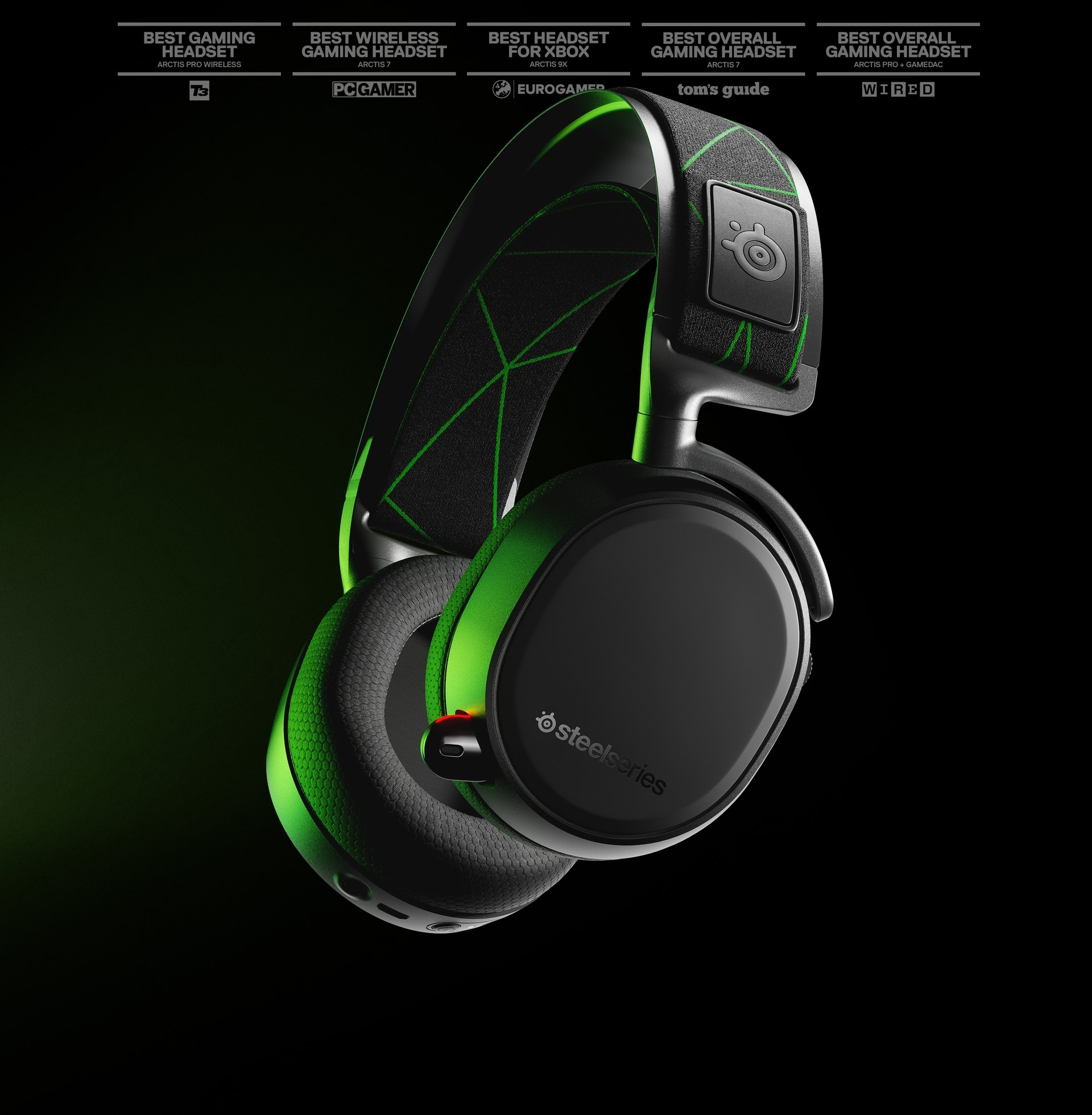 The Most Awarded Wireless Gaming Headset Comes to Xbox