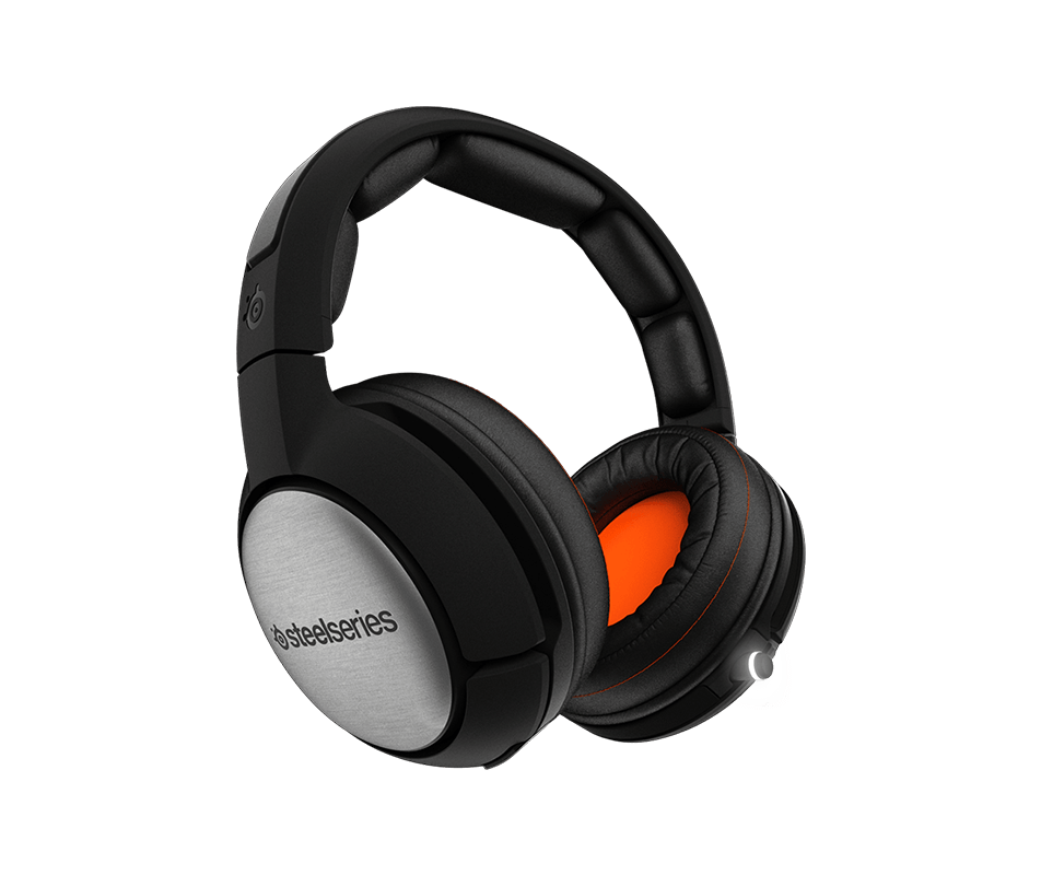 99e366eaf10 Siberia 840 Wireless Gaming Headset with Bluetooth | SteelSeries