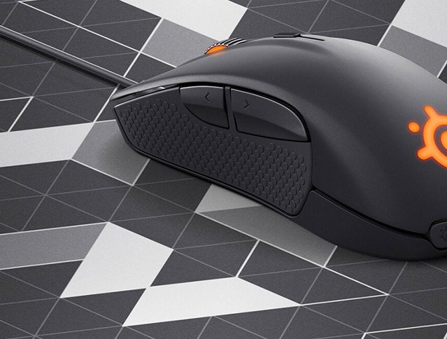 Tapis de souris QcK Limited SteelSeries