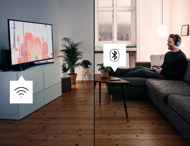 Dual Wireless System