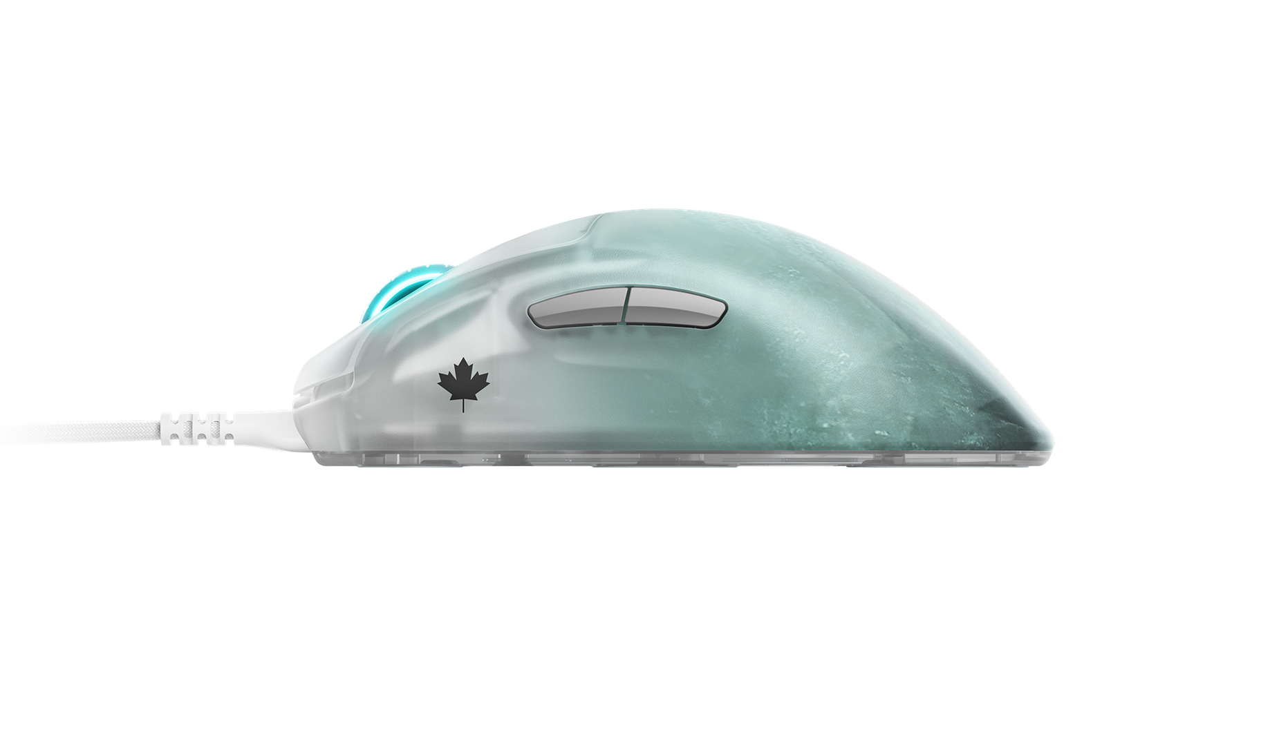 A side view of the Prime mouse.