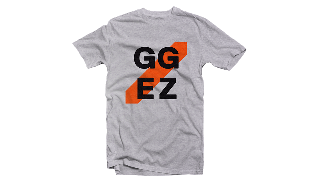 Men's GGEZ T-Shirt – XL