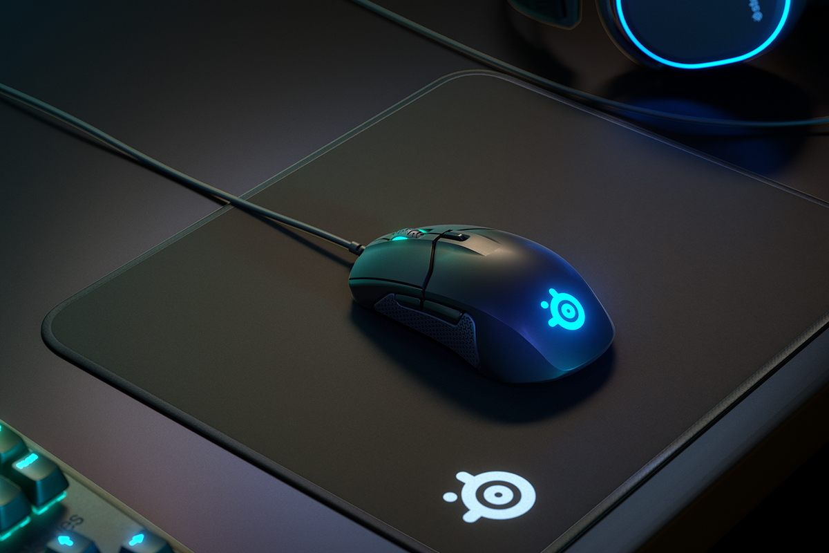 Sensei 310- Best budget gaming mouse