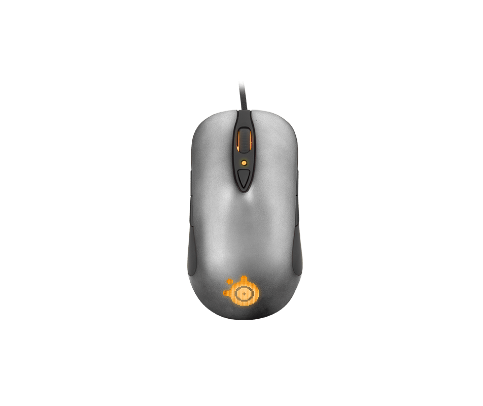 4902795cf0a Sensei Ambidextrous 7-Button Laser Gaming Mouse | SteelSeries